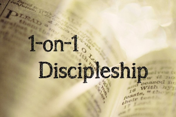 1-on-1 Discipleship